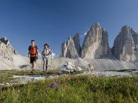Vacanza breve nelle Dolomiti