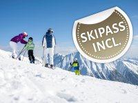 7=5 Ski Opening skipass incl.