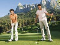 Una vacanza avvincente all'insegna del golf