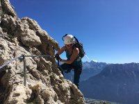 Speciale per alpinisti nelle Dolomiti