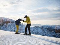 Ritornare sugli sci