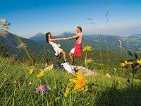 Rilassarsi e sentirsi bene nella natura