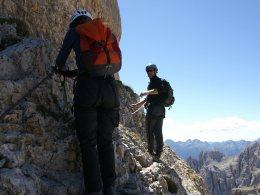 Settimane di avvicinamento all'arrampicata