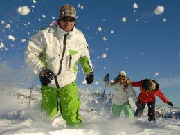 Un giorno gratis con la prima neve a San Candido