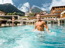 Offerta top montagne e wellness in Valle Aurina