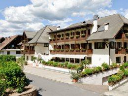Hotel St. Justina Hof ***