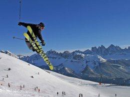 7=6 sciare sulla Plose