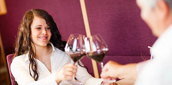 Castagne & Vino