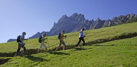 Frescura estiva all'Alpenblick nelle Dolomiti di Sesto
