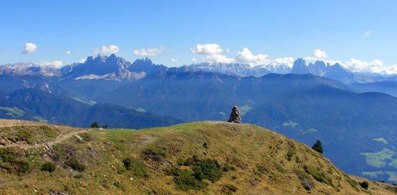 Tarda estate in montagna