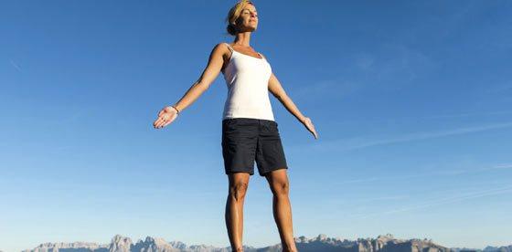 Freschezza estiva - attività in montagna, relax e benessere