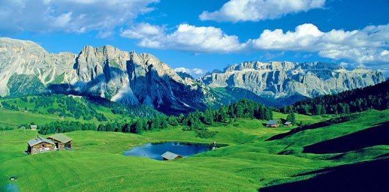 Weekend lungo escursionistico nella Val Gardena