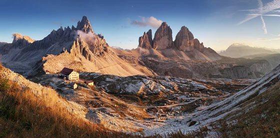 Best of Dolomites - bike & hike