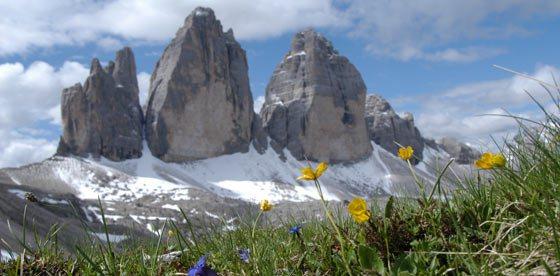 Il fascino delle Dolomiti