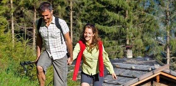 Settimane escursionistiche allo Sporthotel Winkler