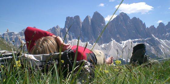 Settimane di benessere & trekking 7=6