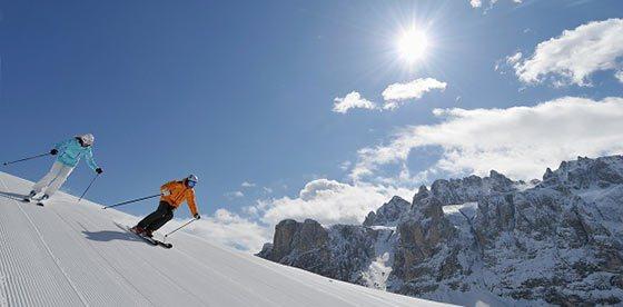 Sci sotto il sole allo Sporthotel Winkler 7=6