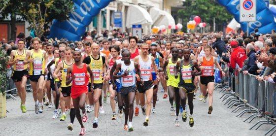 Mezza marathona Merano