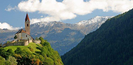 Autunno in Val Senales