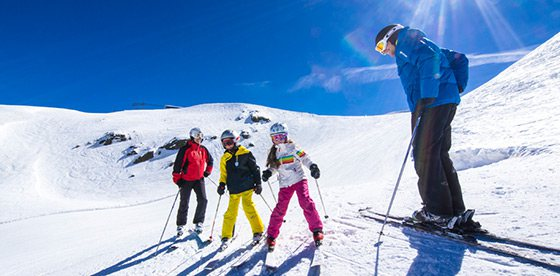 Ski Special for Kids al Sonnenhof