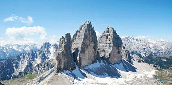 Dolomiti: bike ed escursioni