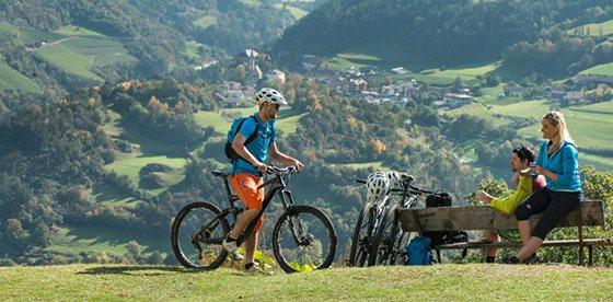 Soft-Bike-Week in Alto Adige
