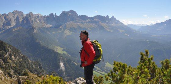 Settimana speciale per alpinisti