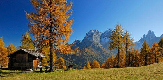 Settimane escursionistiche autunnali