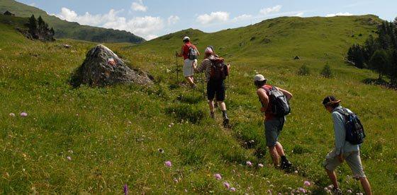 Giorni escursionistici al Martinerhof