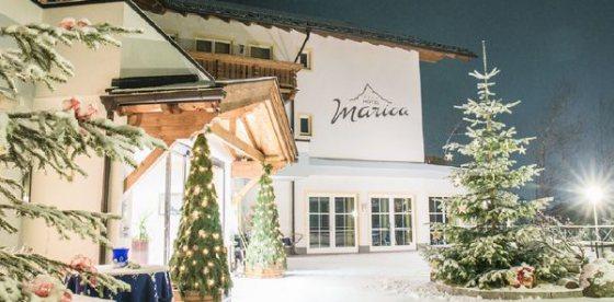 Natale sulle Dolomiti