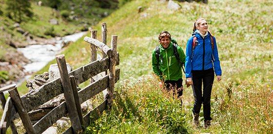 Montagne e wellness in Valle Aurina