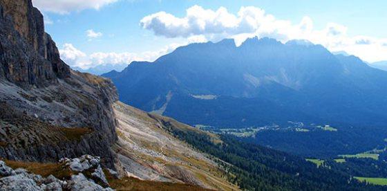 L'oro delle Dolomiti