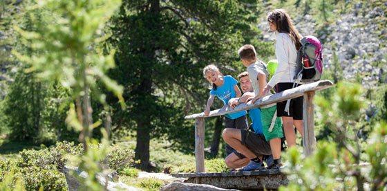 7 giorni di escursioni e attività ricreative in Val Pusteria
