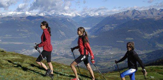 3 giorni di escursioni e attività ricreative in Val Pusteria