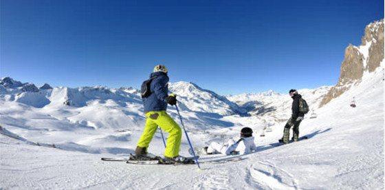 Sogno invernale in Valle Aurina