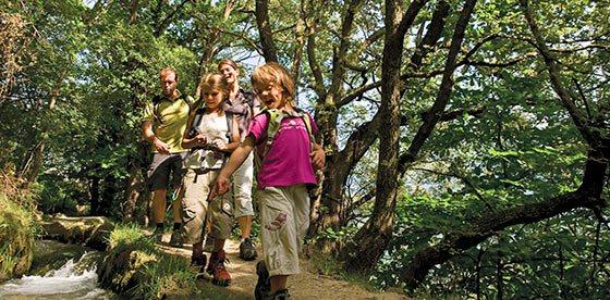 Vacanza per famiglie in Val Passiria