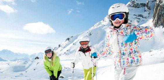 Skispecial for Kids al Lanerhof