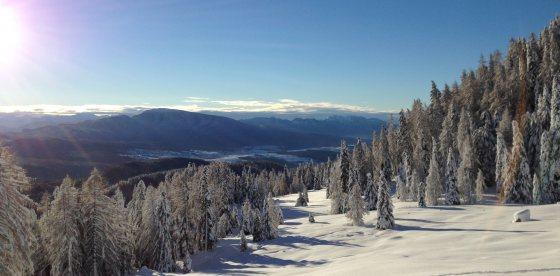 Inverno romantico in Alto Adige