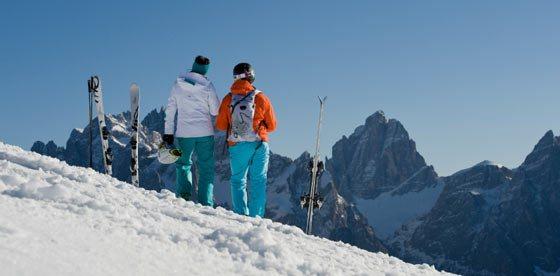 Vacanza DOC – incluso skipass Dolomiti di Sesto