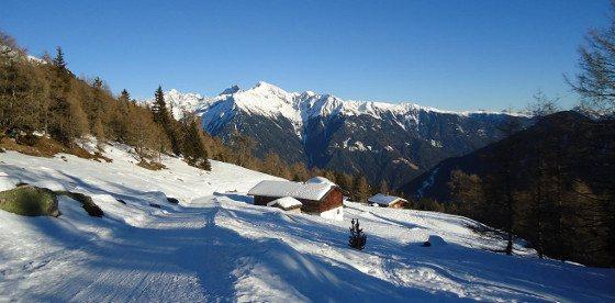 Divertimento sulla neve e relax