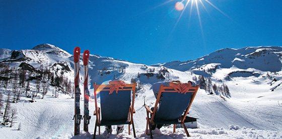 Relax, sci & sole al Plan de Corones