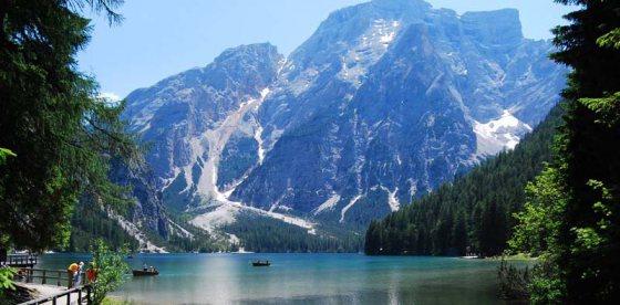 Soggiorno breve nelle Dolomiti