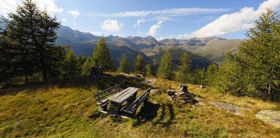 Breve vacanza d'autunno in Alta Val di Non