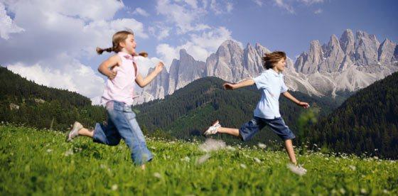 Dolomiti Family Special in Val Pusteria