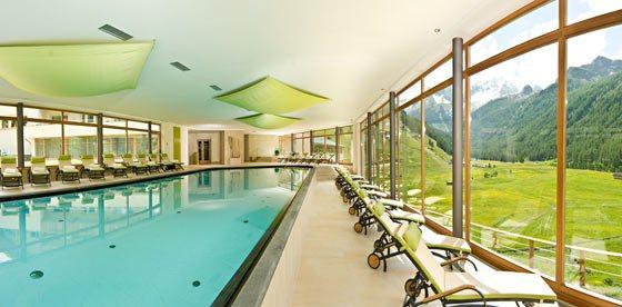 Aqua & Mountains - puro relax e tranquillità