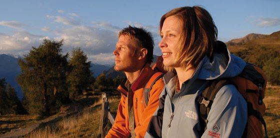 Vacanze d'autunno nelle Dolomiti