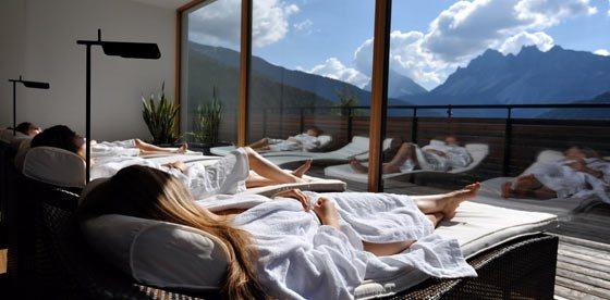 Relax con vista stupenda