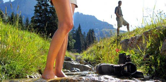 Vacanze nelle Dolomiti senz'auto