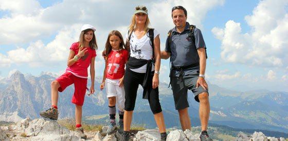 Giorni avventurosi in famiglia