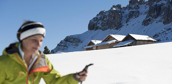 Winter Active Special all'Hotel Winkler